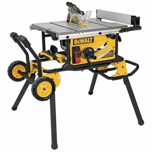 dewalt dwe7491rs 10 inch jobsite table saw review