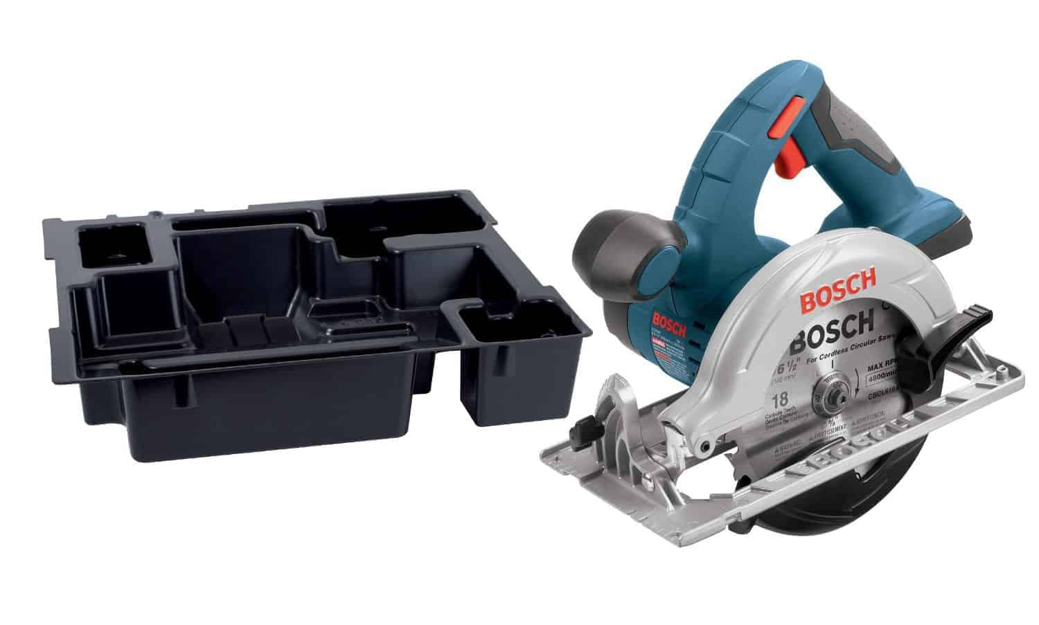 CCS180BN Bare-Tool 18-Volt Lithium-Ion 6-1:2-Inch Circular Saw and Exact-Fit Tool Insert Tray review