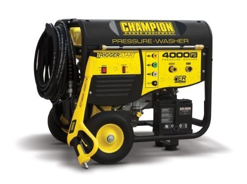 Champion 71321 4000 PSI Pressure Washer CARB review