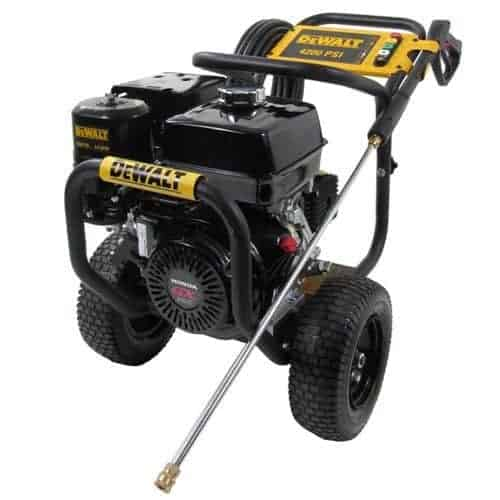 Dewalt DXPW4240 4,200 PSI 4.0 GPM Gas Pressure Washer with Honda Engine review