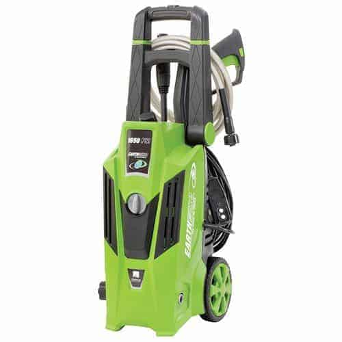 Earthwise 1650 Psi Pressure Washer Review