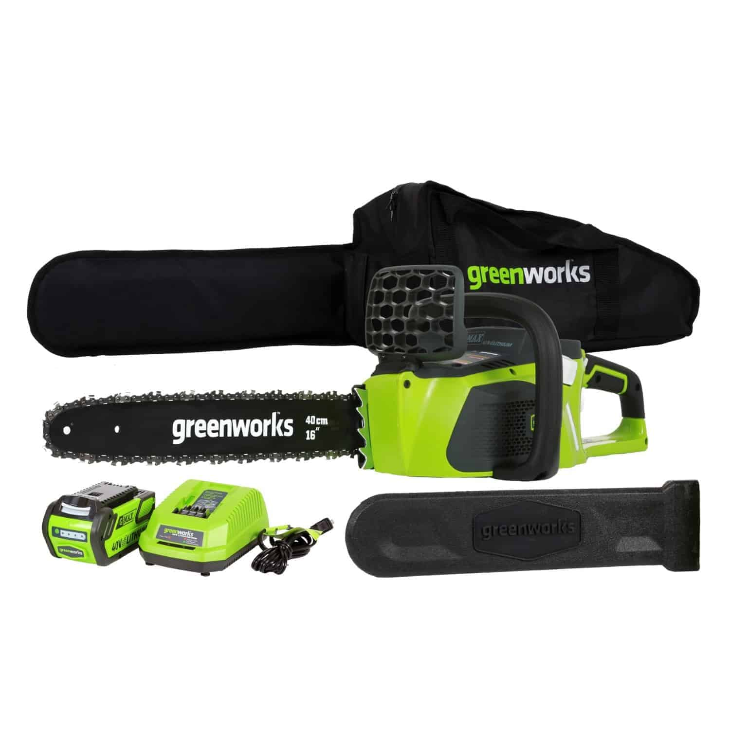 GreenWorks 20312 DigiPro G-MAX Cordless Chainsaw