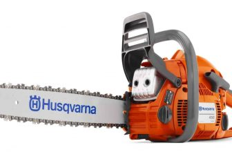 Husqvarna 450 18-Inch 50.2cc X-Torq 2-Cycle Gas Powered Chain Saw With Smart Start review