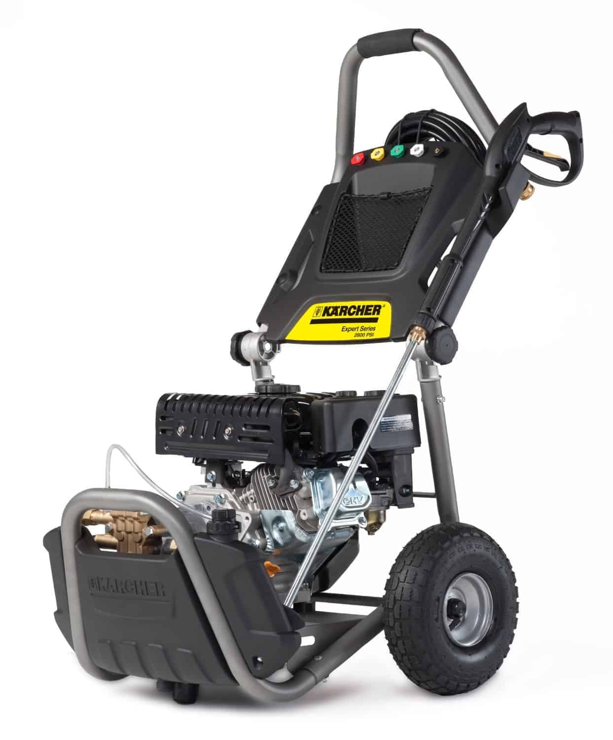 Karcher G 2800 XC Expert Series 2800PSI 2.5GPM Gas Pressure Washer review