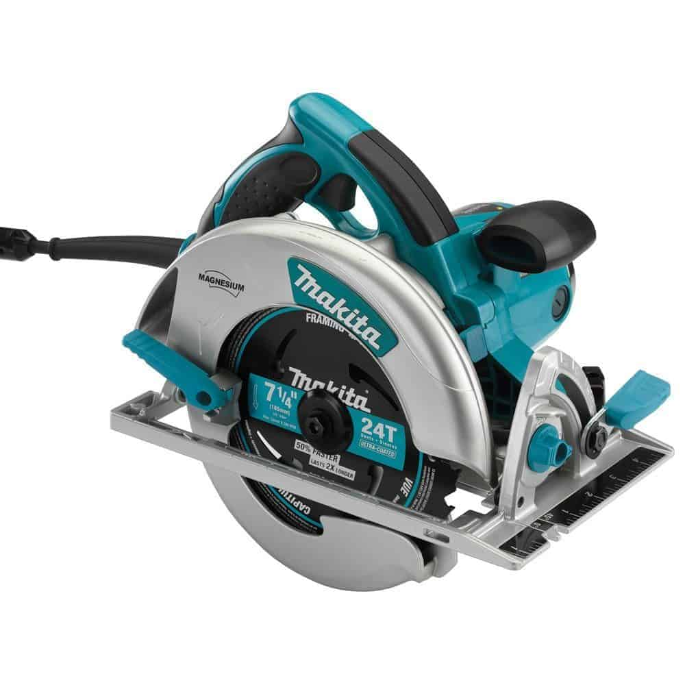 Makita 5007MG Magnesium 7-1:4-Inch Circular Saw review