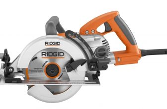 Ridgid R3210 Saw, 7 1:4-Inch Circular Worm Drive review