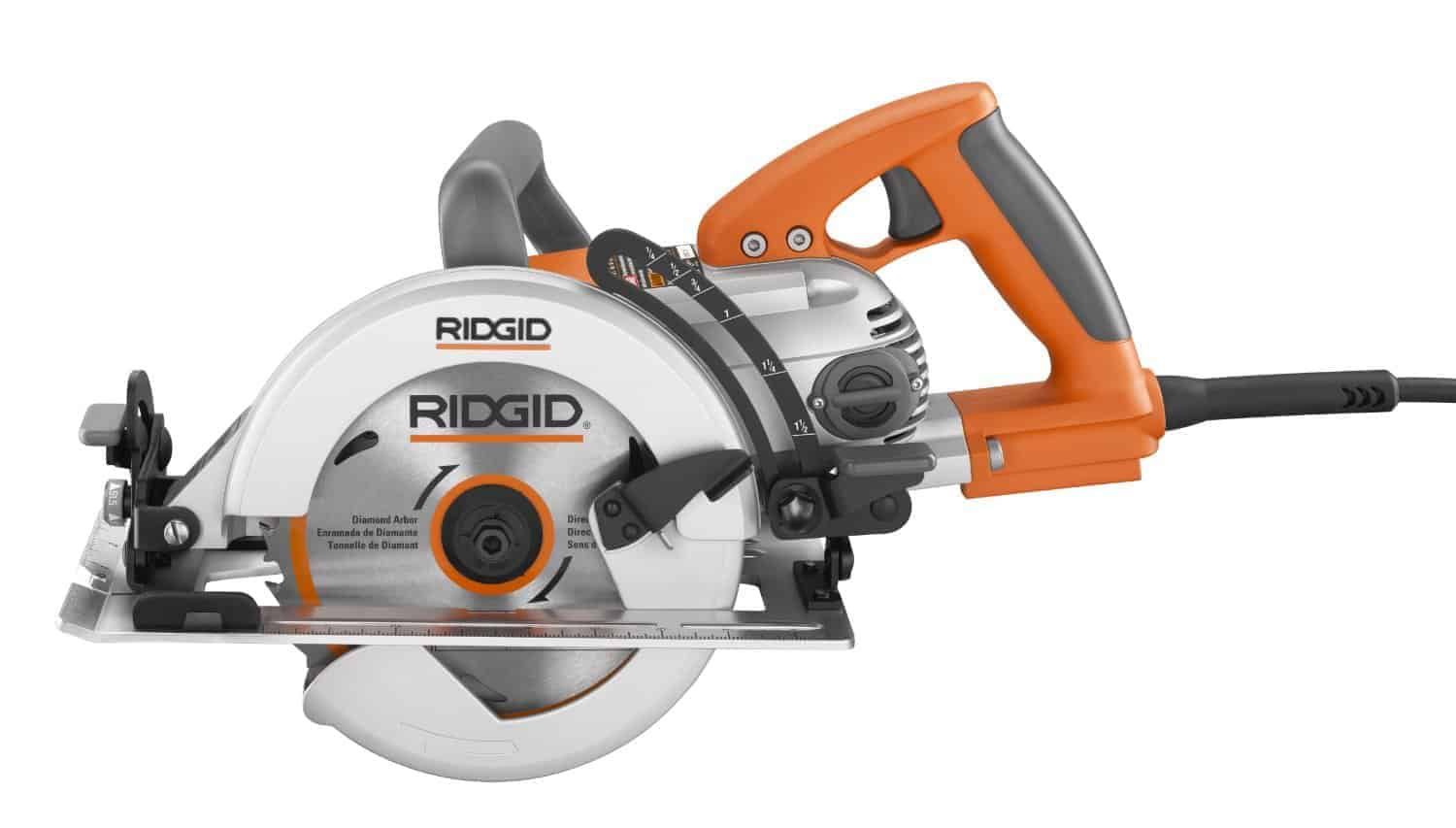 Ridgid Circular Saw Review The R3210 Us80