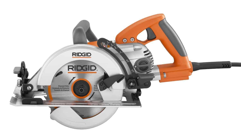 Ridgid R3210 Saw, 7 1:4-Inch Circular Worm Drive review