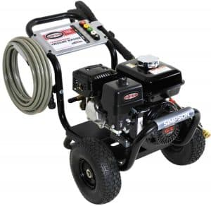 Simpson PS3228-S PowerShot 3200 PSI 2.8 GPM Honda GX200 Engine Gas Pressure Washer