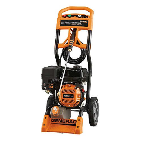 Generac 6596 Pressure Washer review