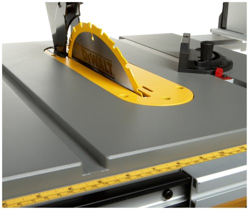 Dewalt Dw745 Table Saw Review 10 Inch Table Saw