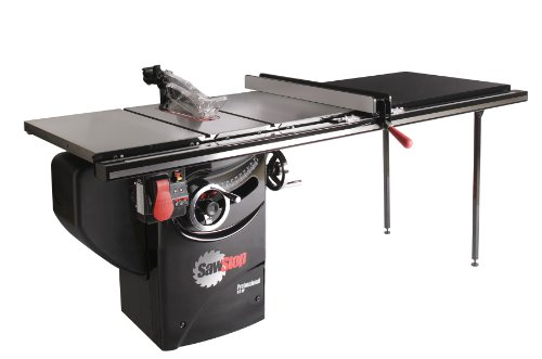 Cabinet table saw for wood workers