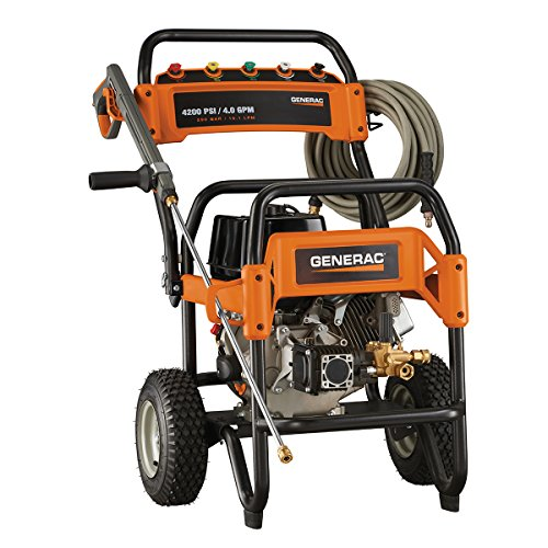 Generac 6565 Commercial Pressure Washer review