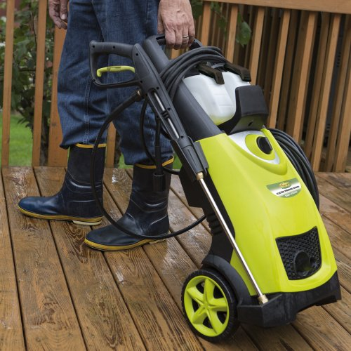 Snow Joe Sun Joe Spx3000 Pressure Washer Review Us80