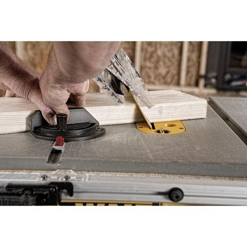 DEWALT DWE7491RS tab;e saw review