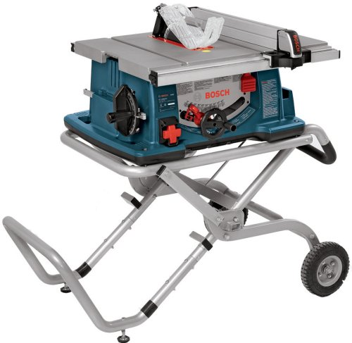 Bosch 4100-09 jobsite table saw