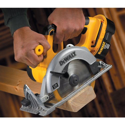 dewalt dc390k circular saw review