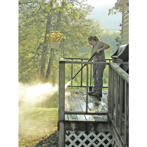 Campbell Hausfeld PW182501AV electric pressure washer review