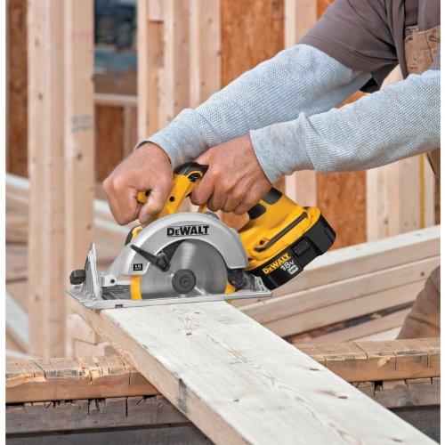 dewalt cordless circular saw