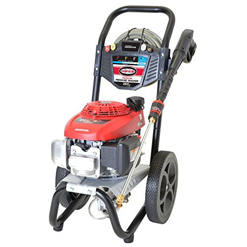 simpson pressure washer review
