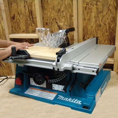Makita 2705 10 inch contractor table saw review power for 10 inch table saw blade reviews