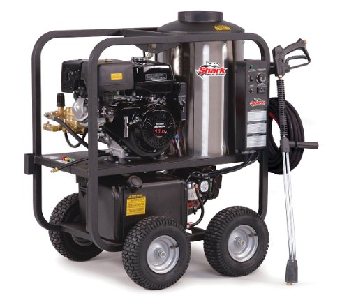 best hot water pressure washer review