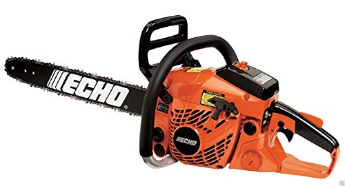 "Echo CS-400 18"" Gas Chainsaw review"