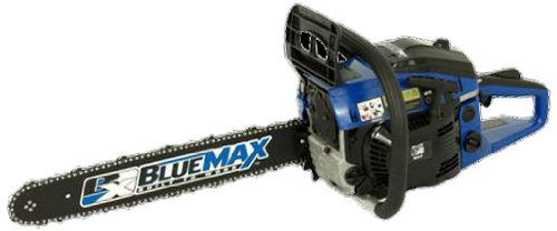 Blue Max 6595 18-Inch 45cc 2-Stroke Gas Powered Chain Saw review