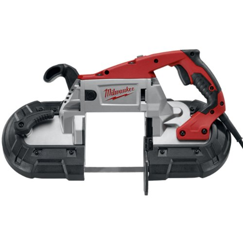Milwaukee 6238-20 AC/DC Deep Cut Portable Two-Speed Band Saw review