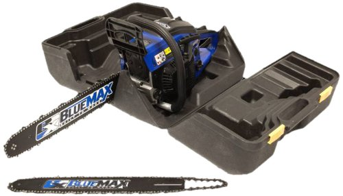 Blue Max 8902 14-Inch 45cc 2-Stroke Gas Powered Chain Saw review