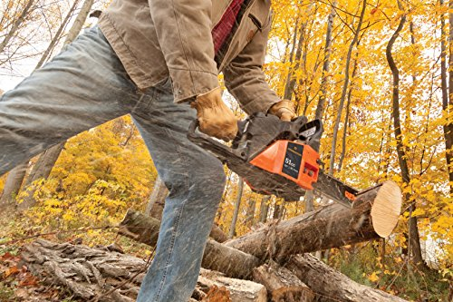 benefits of gas chainsaws