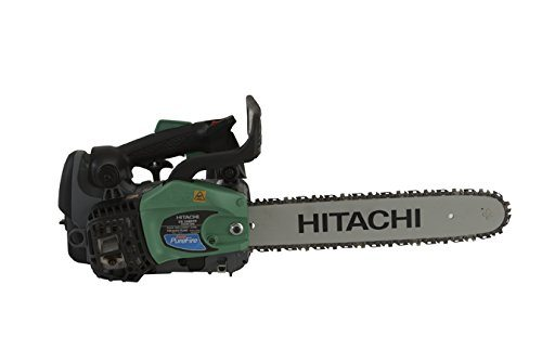Hitachi CS33EDTP 2-Stroke Gas Powered Top Handle Chain Saw with PureFire Engine, 14-Inch review