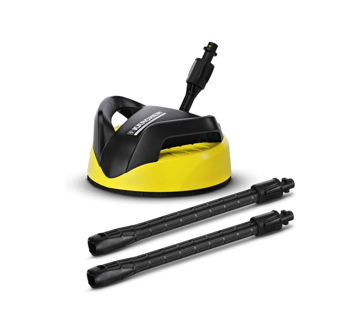 Karcher t250 deck and driveway surface cleaner review for Pressure washer driveway cleaner