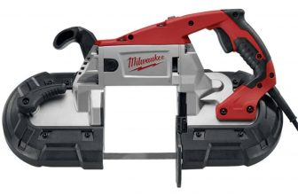 Milwaukee 6238-20 AC:DC Deep Cut Portable Two-Speed Band Saw review