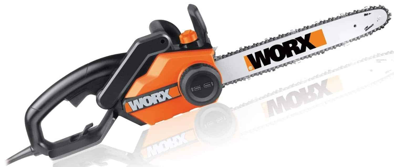 worx electric chainsaw reviews
