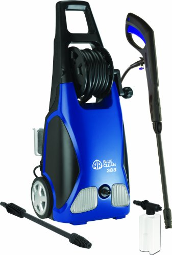 AR Blue Clean AR 383 power washer review