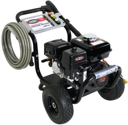 Simpson PS3228-S PowerShot gas pressure washer