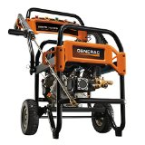 Generac 6564 3,800 PSI 3.6 GPM 302cc OHV Gas Powered Commercial Pressure Washer review