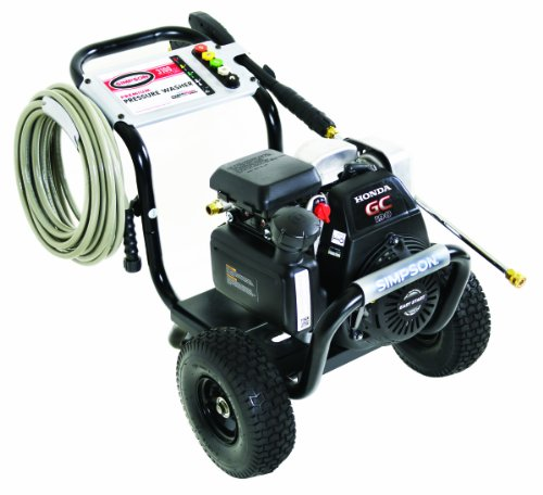 Simpson MSH3125 MegaShot gas Pressure Washer