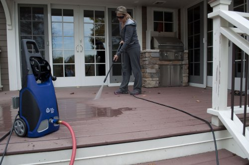 AR 383 power washer for homeowners