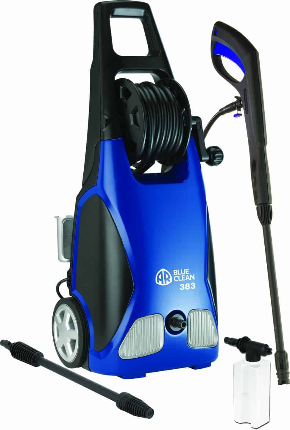 AR Blue Clean AR383 Pressure Washer Review