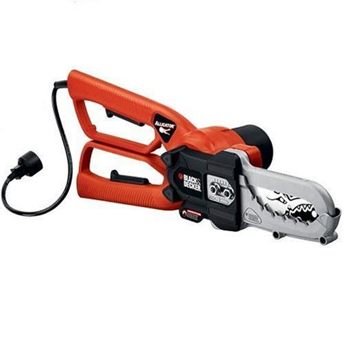 Black & Decker Electric Chain Saw Review