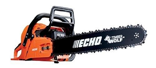 "Echo CS-590 20"" Bar Timber Wolf Chainsaw review"