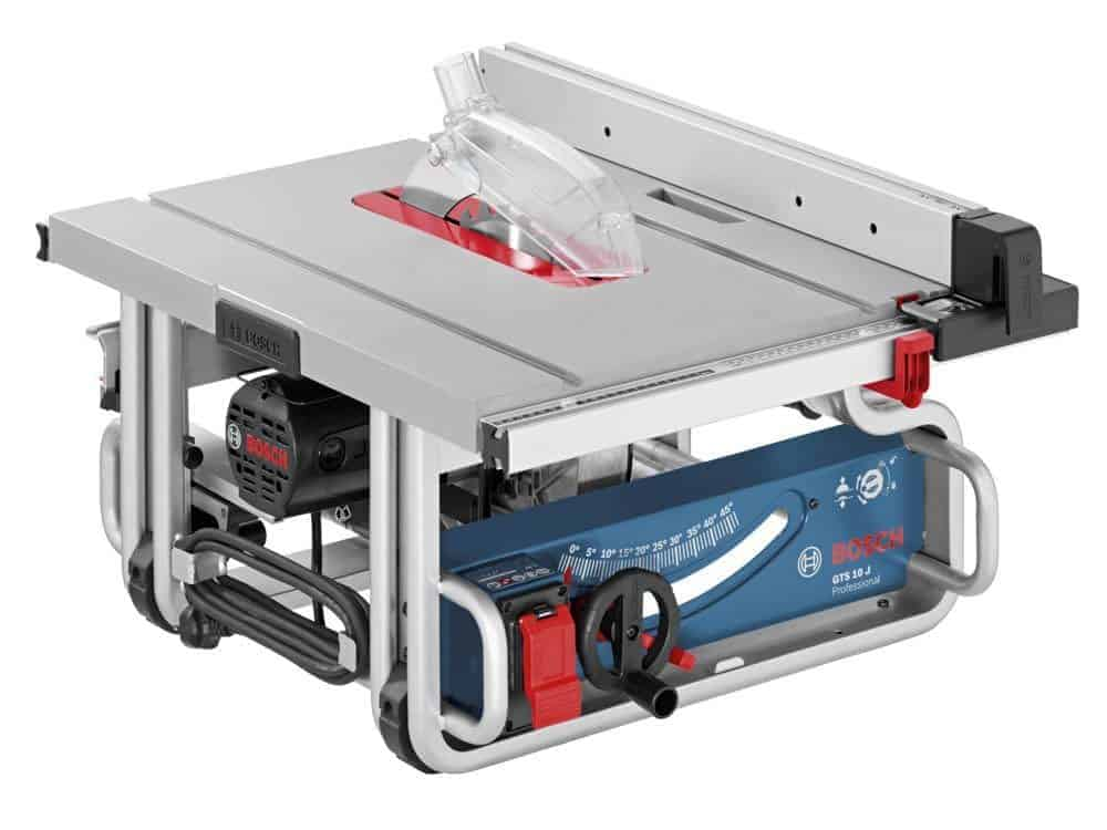Bosch Gts1031 10 Portable Table Saw Review