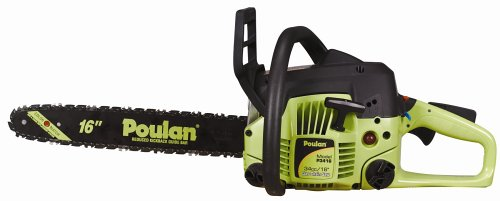 Poulan Gas-Powered Chain Saw