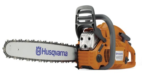 Husqvarna 455 Rancher Gas-Powered Chain Saw Review
