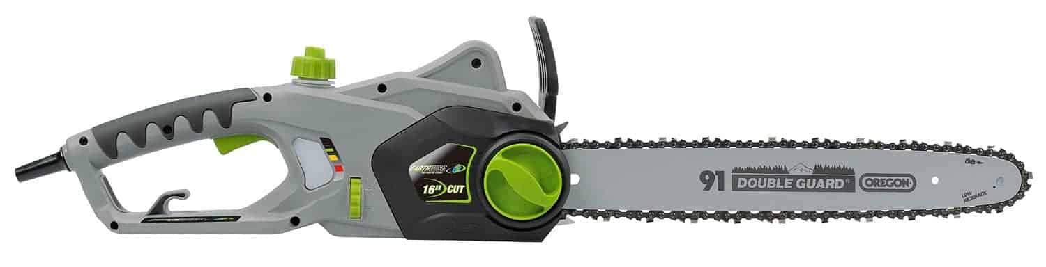 Earthwise cs30016 16 inch 12 amp electric chain saw review earthwise cs30116 electric 12 amp chain saw 16 greentooth Choice Image