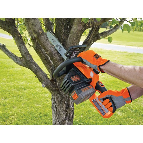 benefits of electric chainsaws