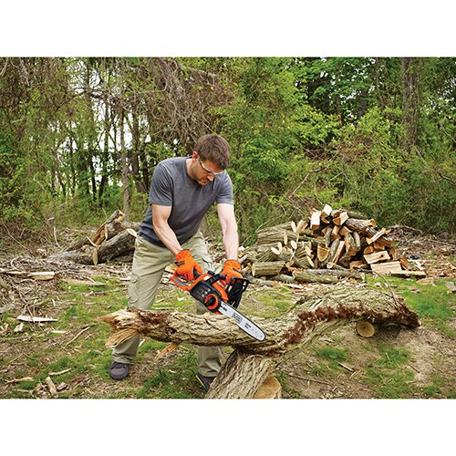 gas or electric chainsaw?