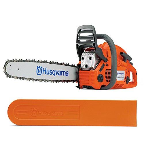 husqvarna chainsaw 455 rancher specs